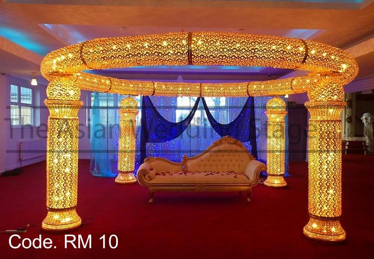 Asian wedding stage crystal stage decoration for Asian wedding stage decoration birmingham