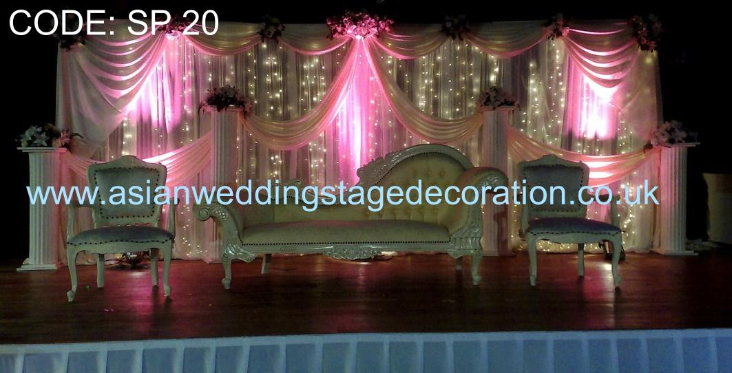 Wedding stage decoration quotes for Asian wedding stage decoration birmingham