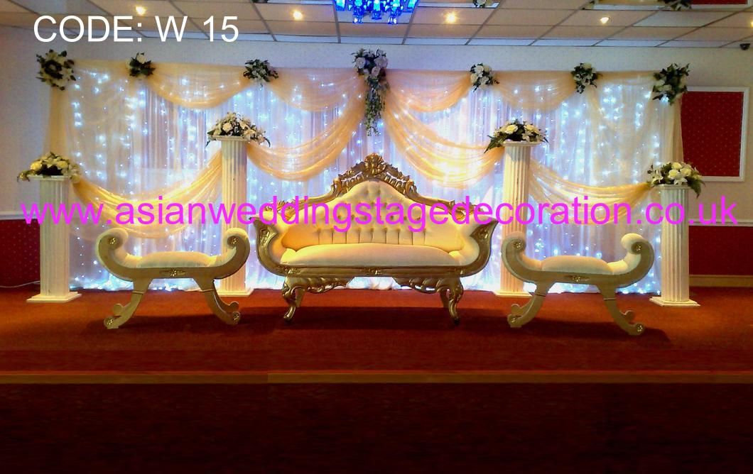 Asian Wedding Stages Hire London Birmingham And UKs Best Services