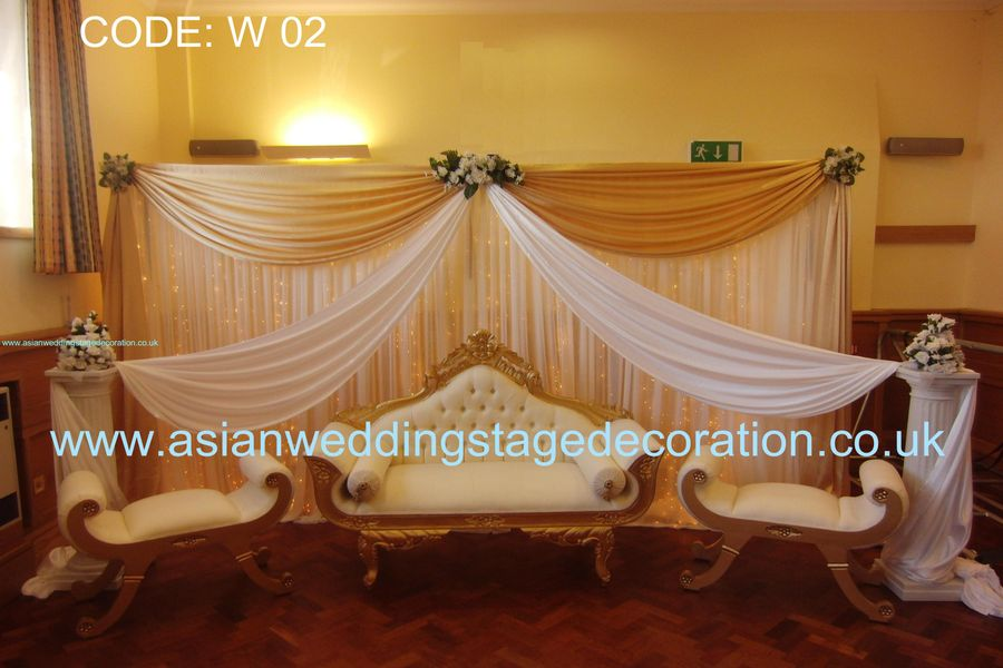 Asian Wedding Stages Hire London Birmingham And Uk S Best Wedding